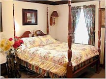 Williamsburg Sampler Bed & Breakfast Inn - Williamsburg, Virginia - WILLIAMSBURG SAMPLER