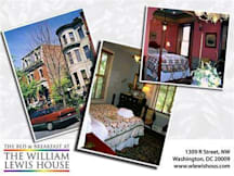 The William Lewis House - Washington DC, District of Columbia -