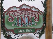 Snowberry Inn Bed &amp; Breakfast - Eden, Utah - 