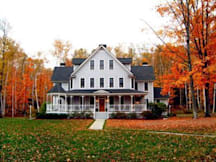 The Maple Leaf Inn - Barnard, Vermont -
