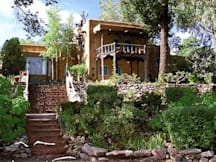 Inn of the Turquoise Bear - Santa Fe, New Mexico -