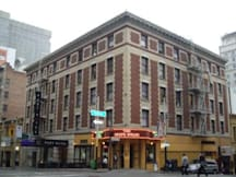 Post Hotel - San Francisco, California -