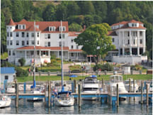 The Island House - Mackinac Island, Michigan -