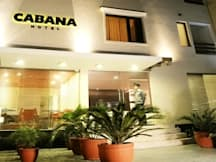Cabana Hotel - New Delhi, India -