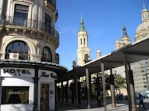 Hotel Las Torres Zaragoza - Zaragoza, Spain - 