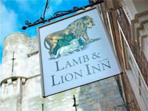 Lamb & Lion Inn - York, United Kingdom -