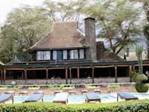 Lake Nakuru Lodge - Nakuru, Kenya -