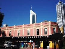 Globe Backpackers Hostel - Perth, Australia -