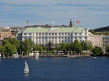 Hotel Atlantic Kempinski Hamburg - Hamburg, Germany -