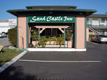 The Sand Castle Inn - Seaside, California -