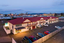 B K S Motor Lodge - Palmerston North, New Zealand -