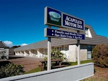 Acapulco Motor Inn - Taupo, New Zealand -