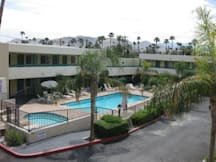 Musicland Hotel - Palm Springs, California - 