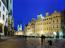Grand Majestic Plaza Hotel - Prague, Czech Republic -