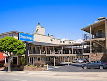 Travelodge by the Bay - San Francisco, California -