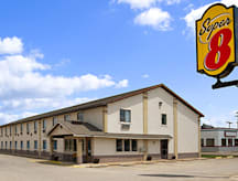 Super 8 Motel - Blackwell, Oklahoma -