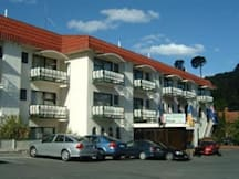 Commodore Motel - Dunedin, New Zealand -