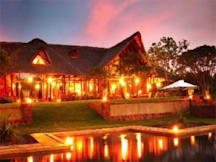 Stanley Safari Lodge - Livingstone, Zambia -