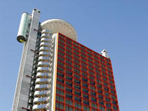 Hesperia Tower - Barcelona, Spain - Hotel Exterior