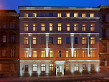 Red and Blue Design Hotel Prague - Prague, Czech Republic -