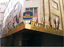 Best Western Mayorazgo Hotel - Madrid, Spain -