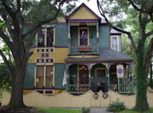 My Victorian Bed & Breakfast - Mobile, Alabama -