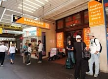 Maze Backpackers Hostel - Sydney, Australia -