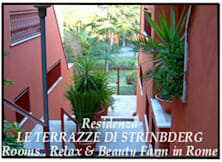 Le Terrazze di Strindberg - RomeWellness - Rome, Italy - 