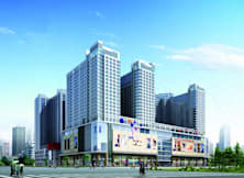 Wenec Business Hotel - Shenyang, China -