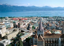 City Hotel - Lausanne, Switzerland -