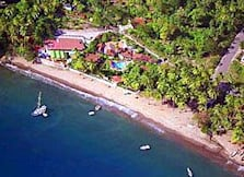 The Hummingbird Beach Resort - Soufriere, St Lucia -