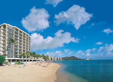 Outrigger Reef on the Beach - Honolulu, Hawaii - Outrigger Reef on the Beach - Exterior
