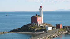Fort Rod Hill and Fisgard Lighthouse