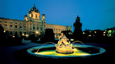 Hofburg Imperial Palace and Kunsthistorische (Museum of Fine Arts)