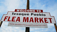 Pueblo of Tesque Flea Market