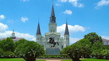 Jackson Square Place d'Armes