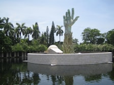 Miami Holocaust Memorial Sculpture