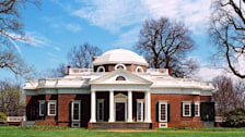 Monticello, The Home of Thomas Jefferson