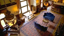 Interior view of great living room at Redstone Castle, in Redstone Colorado, off Colorado's West Elk Loop. Image shot 2007. Exact date unknown.