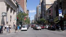 Rue Ste-Catherine