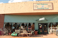 Old Highway Trading Post