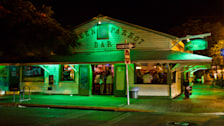 Green Parrot Bar