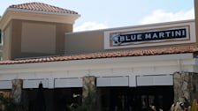 Blue Martini