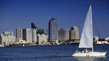 Sailboat and Skyline