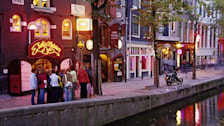 Erotic Museum, Red Light District, Amsterdam, Netherlands
