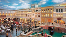 Canal Shoppes and Shoppes at Palazzo