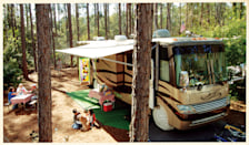 The Campsites and Cabins at Fort Wilderness Resort