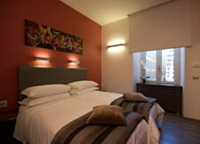 Stylish Room Hotel - Rome, Italy -