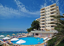 Hawaii Hotel - San Antonio Bay, Spain -