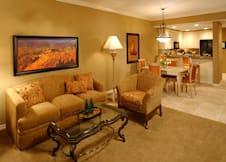 Bellasera Hotel - Naples, Florida - Bellasera's suites offer plenty of living space